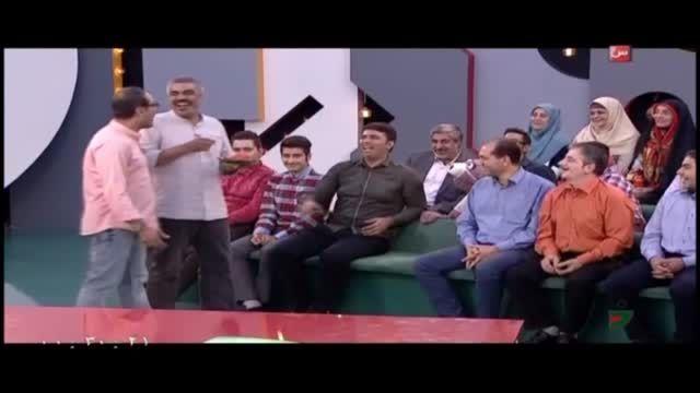 جناب خان _ من دلم برای تو خونه رامبد :)) خندوانه