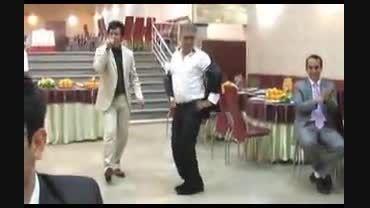 رقص بازیگر معروف ایران