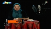 متن خوانی زیبای خانم یکتا ناصر