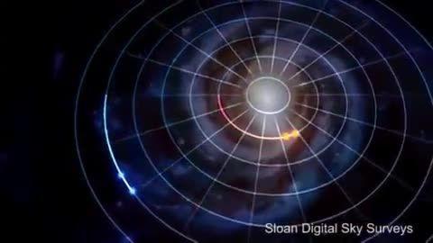 نقشه ایی دیجیتالی برای بررسی کهکشان ها