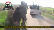 سوریه کامیونی بسوی جهنم دربستی . بالژ مخصوص وهابی