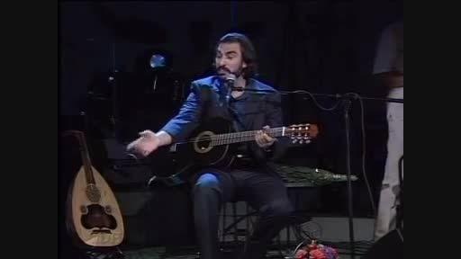 اجرای زنده ناصر  عبداللهی