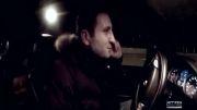 دریفت خیابانی بی ام و  M5 - رانندگی غیر قانونی
