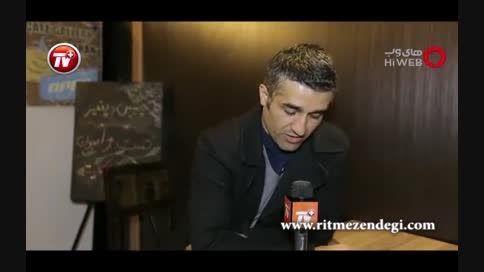 پژمان جمشیدی با طرفداران اینستاگرامی اش