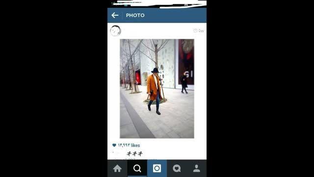 ::..عکسهای اینستاگرام جونگ ایل وو..::پارت3