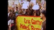 تظاهرات ضد نژاد پرستانه در آمریکا