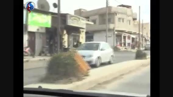 """راز مقاومت شهر """"ازرع"""" درعا دربرابر افراد مسلح"""