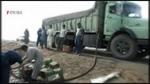 رقم و شیوه های عجیب و غریب قاچاق سوخت از ایران