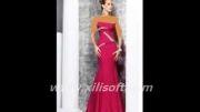 مدل لباس مجلسی زنانه و دخترانه 2015