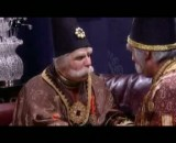 صحنه بسیار بامزه از كشمكش بابا شاه و بابا اتی در قهوه تلخ