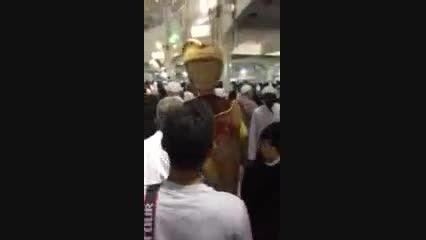 آیا این شخص مُضحک ابوبکر البغدادی هست؟ عربستان-سوریه