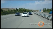 تسخیر راه توسط آمریکایی های تبریز