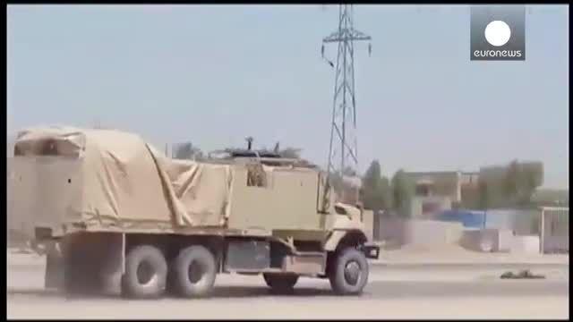 تصرف شهر رمادی توسط داعش