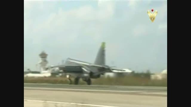 تشدید حملات روسیه در سوریه