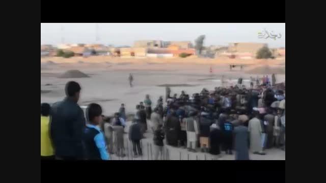 داعش6نفر رابه دلیل خودداری ازاجرای عملیات انتحاری اعدام