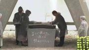 مراسم یادبود شصت و نهمین سالگرد بمباران اتمی هیروشیما