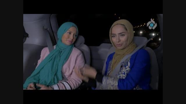 گره گشایی فریبا نادری و سمانه پاکدل در جشن رمضان
