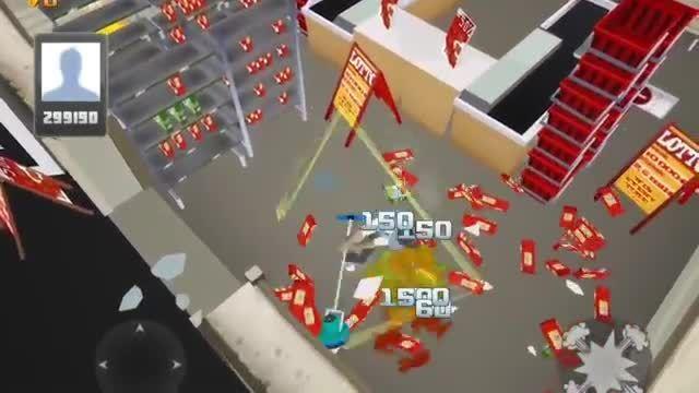 تریلر بازی Smash the Mall