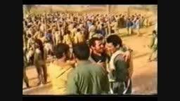 فیلمی تکان دهنده از شهدای برجای مانده