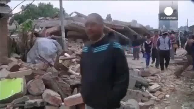 آثار تاریخی نابود شده در نپال