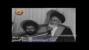 امام خمینی- ما امروز از دوستان میترسیم