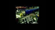 دستگاه لیبل زن(بالای محصولات) مختص محصولات مخروطی
