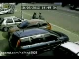تیراندازی در خیابان و به قتل رسیدن مرد