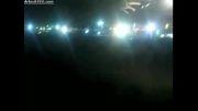 فرود هواپیما در فرودگاه خلیج فارس