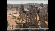 عراق:1392/09/07:پاکسازی اردوگاه متعلق به داعش-استان الانبار