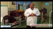 درمان سندرم آرنج تنیس باز