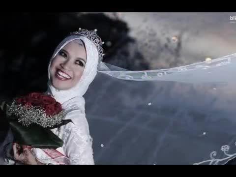 مسلمان لباس عروس و حزب اسلامی بپوشید