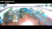 چاقو و قداره کشی در چایخانه تهران