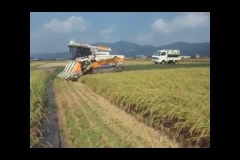 دستگاه های پیشرفته برای کشاورزی ساخت کشور ژاپن!