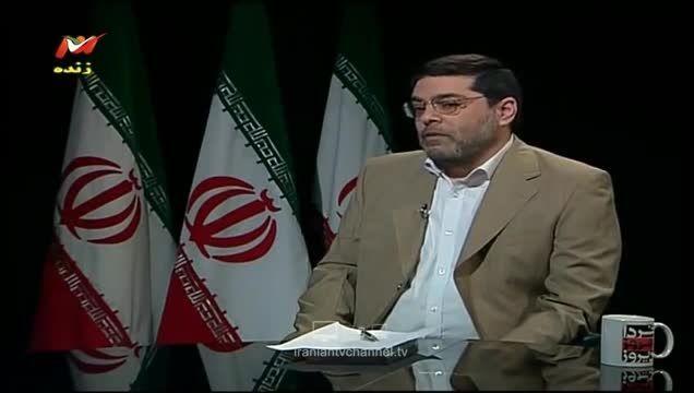 مناظره صادق خرازی و مرندی درباره نامه رهبری