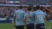 گلزنی الساندرو دل پیرو در لیگ استرالیا