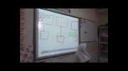تدریس هوشمند با استفاده از بردهای هوشمند پیشرفته