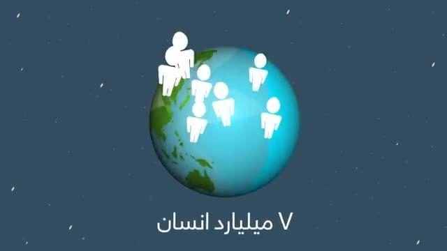 هفت میلیارد رویا، یک سیاره، با احتیاط مصرف کنیم