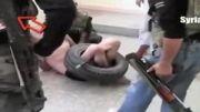 شکنجه شهروند سوریه ای به اتهام همکاری با دولت
