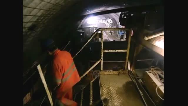 طولانی ترین تونل دنیا قسمت 5 www.Sakhtemanco.com