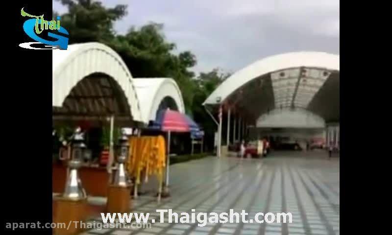 معبد اژدها در شمال تایلند (www.Thaigasht.com)