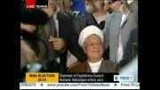 ثبت نام هاشمی در انتخابات ریاست جمهوری