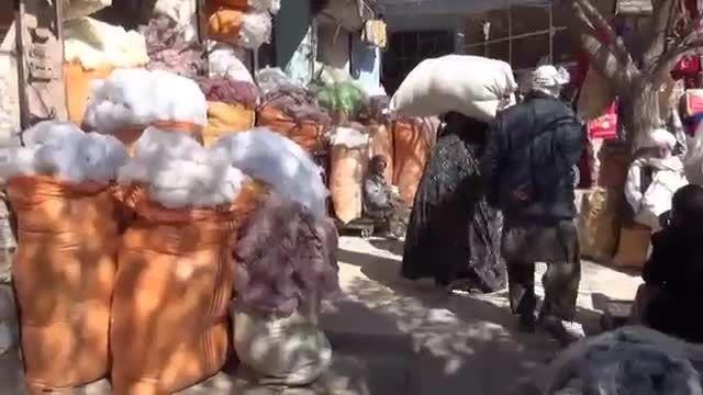بازار پرندگان کابل و معرفی شهر کابل