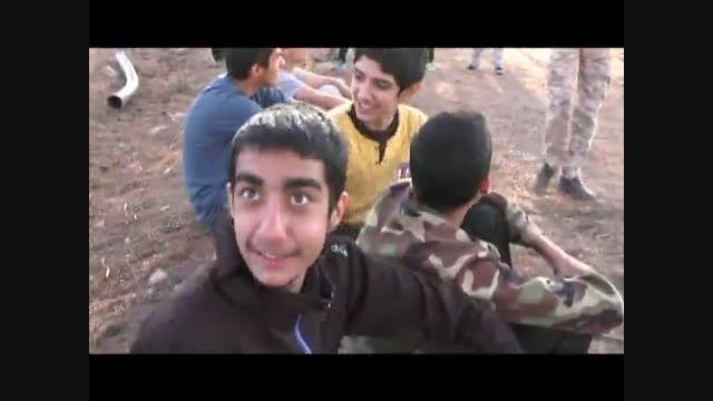 اردوی نوجوان ایرانی (قسمت دوم - پشت صحنه)