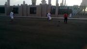 فوتبال ایرانی در مسجدالنبی