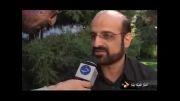 تشییع پیکر قلندر موسیقی ایران
