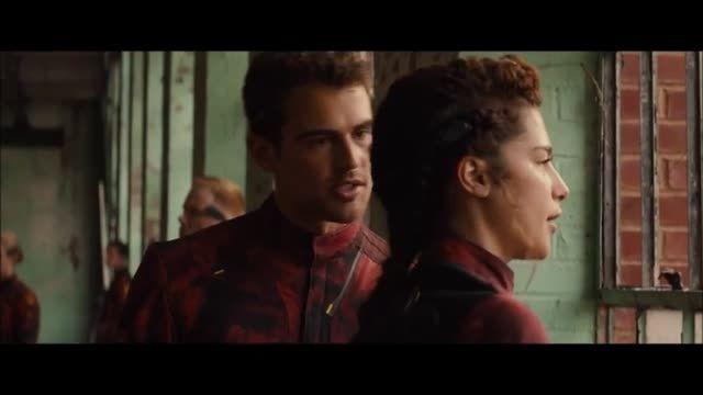 The Divergent : Allegiant