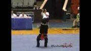 ووشو ، نن چوون ، مسابقات انتخابی المپیک ، Zhou Jing