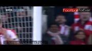 صحنه ی اخراج رونالدو در بازی با بیلبائو