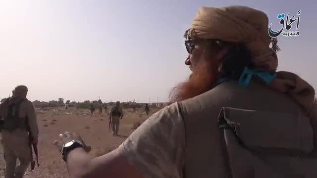 تسخیر ایستگاه T3 توسط داعش