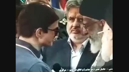 رهبر انقلاب: این نکته را به نمایندگان مجلس بگویید . . .